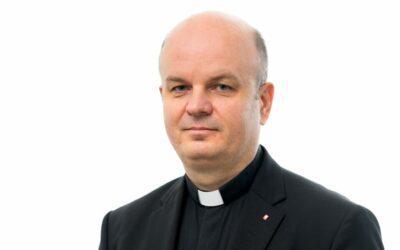 Čestitka ravnatelju Hrvatskog Caritasa mons. Fabijanu Svalini povodom imenovanja za biskupa koadjutora u Srijemskoj biskupiji u Srbiji